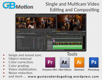 NEED A WEBSITE? NEED VIDEO EDITING/COMPOSITING SERV? CONTACT ME
