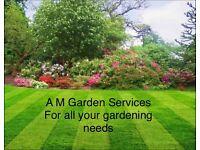 A M Garden Services