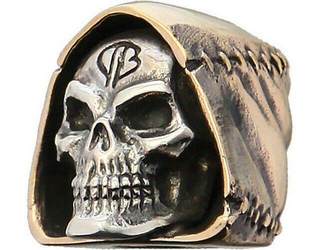 Bastinelli Creations BEAD REAPER Reaper Bead Silver / Bronze