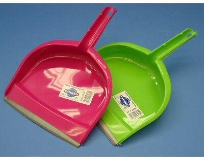 Accessori pulizia Paletta Raccogli Pattumiera Immondizia in plastica