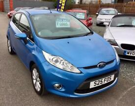 FORD FIESTA 1.4 Zetec 5dr - Totally Immaculate - Extremely Well Looked After Car!!! (blue) 2009
