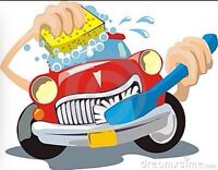 Get your car clean for summer!