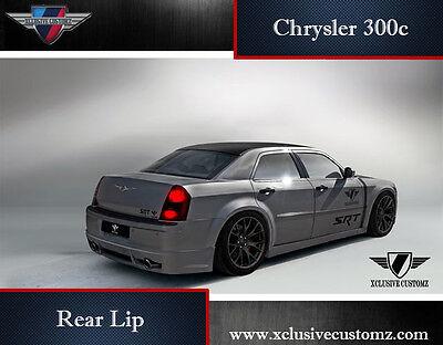 A Medida Vehículo Accesorios: Chrysler 300c Parachoques Trasero Modificación