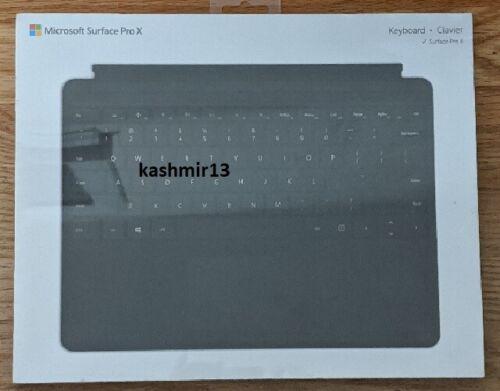 Microsoft Surface Pro X Keyboard - Black - Brand New/Factory Sealed