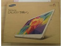 SAMSUNG GALAXY TAB S (white) NEW