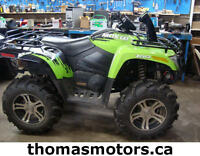 Low Miles - 2011 ARCTIC CAT 700 MUD PRO 4x4 Auto