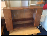 Vintage Bookcase / Display Unit