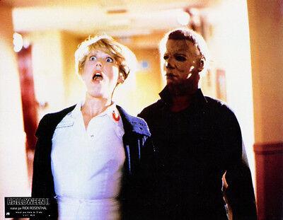 Halloween Nightmare 2 (HALLOWEEN 2: THE NIGHTMARE ISN'T OVER! Movie POSTER 11x14 French B Jamie Lee)