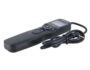 Timer Control Remote Cord for Nikon,Canon,Sony,Olympus