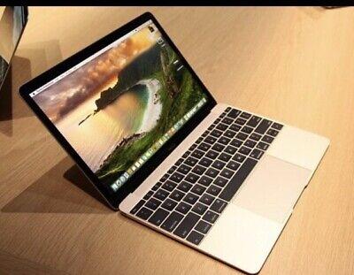 "Apple 🍎2016 MacBook 12""Retina  Rose Gold  1.3 M7 512 SSD Office Logic X Final"