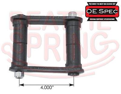 Front Leaf Spring Shackle Kit for Chevy GMC K10 K20 K30 K Series
