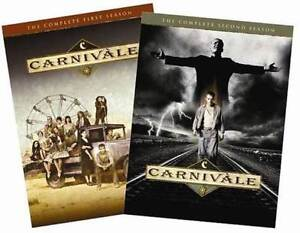 Carnivale: The Complete HBO Series DVD Collection Season 1 2 Sealed BRAND NEW!