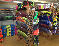 WAKEBOARDS WATERSKIS WETSUITS