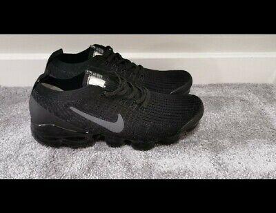 Nike Air Vapormax Flyknit 3 Black UK SIZE 9