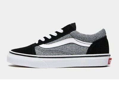 Vans Old Skool Trainers Juniors Size: 1.5