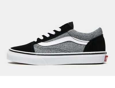 Vans Old Skool Trainers Junior Size: 1.5