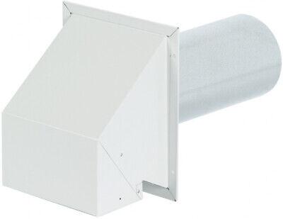Dryer Vent Hood Exhaust/Intake 6 Inch Diameter Galvanized St