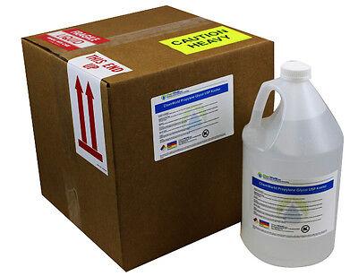 Chemworld Propylene Glycol Usp - Made In Usa - 99.9 Concentrate - 4x1 Gallon