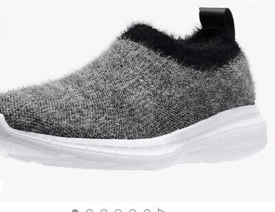 WHITIN Women's Brushed Mohair Indoor/Outdoor Walking Shoes New Sz 10/42 Sneaker