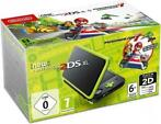 New Nintendo 2DS XL Console + Mario Kart 7 (Black / Lime ...