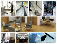 Préposé à l'entretien ménager et à la maintenance (Concierge)