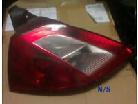 Renault Megane Dynamic N/S Rear Light (2004)