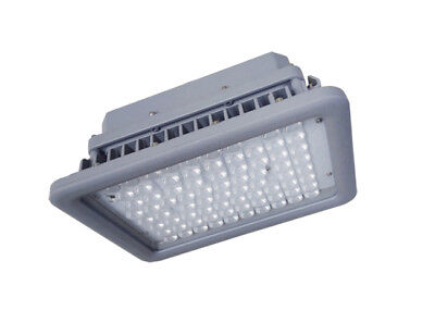 Explosion proof LED Lighting A, CI D2, 60W 8400 Lum. 5000K, 320W HID (Explosion Proof Fixtures)