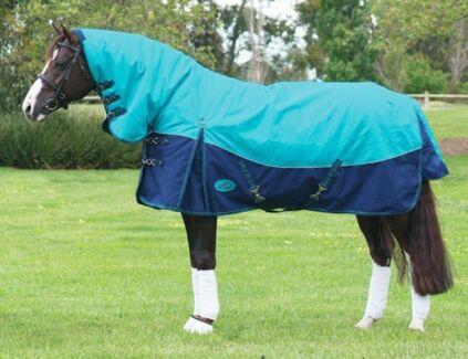Eurohunter Horse Rug Combo