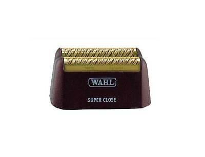 WAHL Shaver/Shaper Replacement SUPER CLOSE FOIL GOLD 5 Star Series - Men Electric Shaver