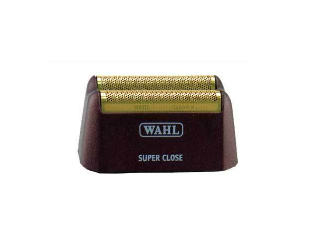 WAHL Shaver/Shaper Replacement SUPER CLOSE FOIL GOLD 5 Star