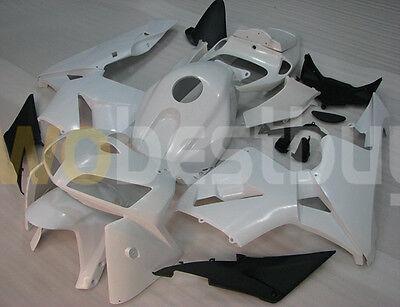 UNPAINTED INJECTION BODYWORK FAIRING KIT for HONDA CBR600RR 2005 2006 05 06