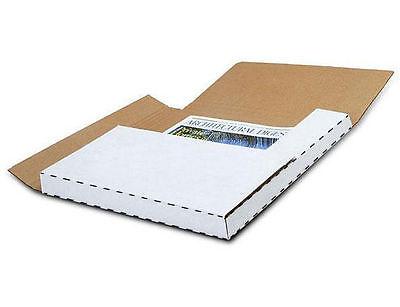 500 Lp Record Album  Premium Book Or Box Mailers 12 1 Depth