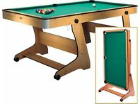Snooker table + Table tennis