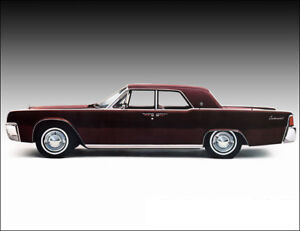 WANTED: 1961 - 1964 Lincoln continental suicide door car