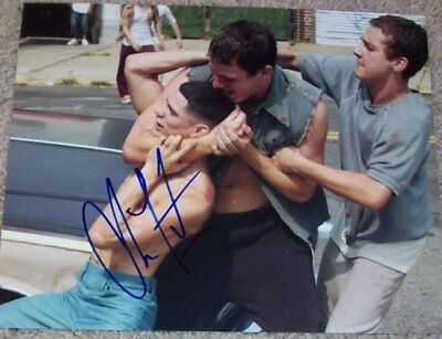 Channing Tatum Signed 8X10 Photo W Proof A Guide To Recognizing Your Saints