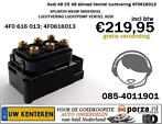AUDI A6 allroad C5 4F0616013 luchtvering compres 4F0616013