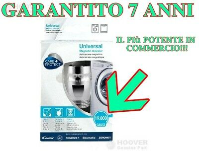Anticalcare magnetico Hoover Candy WMD1001 35601927 19800 GAUSS GARANTITO 7 ANNI