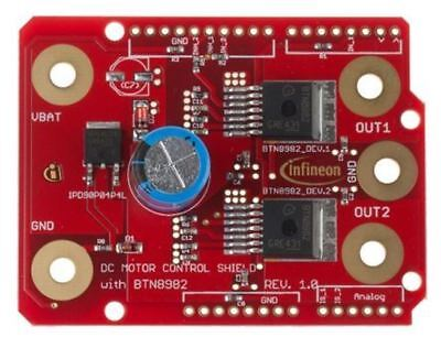 Infineon SP001292932 Motor Control Shield for Arduino Uno R3, XMC1100 Boot Kit