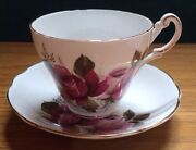 English Bone China Cup and Saucer