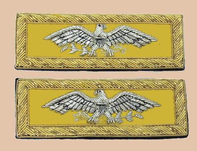 Colonel Eagle Cavalry Staff Officer Uniform Army Battle Rank Straps Board - Union Officer Uniform