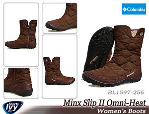 Columbia omni heat winter boots