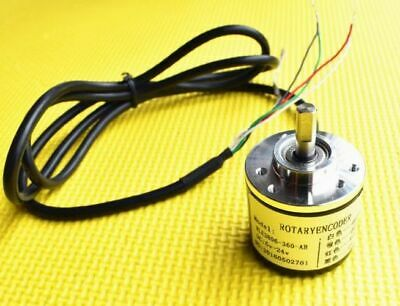 Incremental Optical Rotary Encoder Ab Two-phase 100 200 600 Pulses Zsp3806