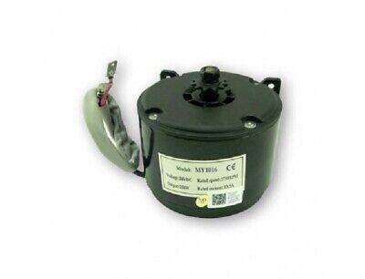 Motor 24V 250W de 11 Dientes para Patinete Eléctrico ES112 JDBUG FUN