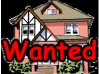 2-3 Bedroom House Wanted