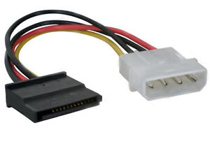 4-Pin-IDE-to-15-Pin-SATA-IDE-to-Serial-ATA-SATA-HD-CD-Rom-Power-Cable-Adapter