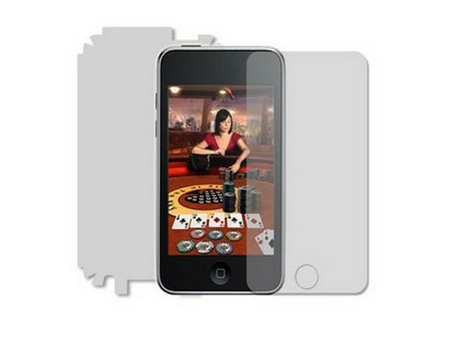 Skinomi Full Body Protector for Apple iPod Touch 2G 3G