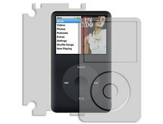 Skinomi Full Body Protector for iPod Classic 80GB