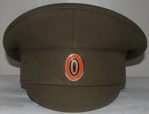 WW1 Imperial Russian Army Lower Ranks Cap M1907 Repro