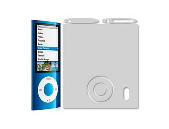 Skinomi Full Body Protector Shield for iPod Nano 5G