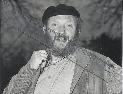 Foto vom Opernsänger IVAN REBROFF - Vintage von 1986 - Pressefoto  - Oper Bass